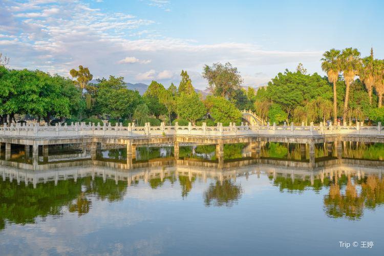 Nanhu Park3