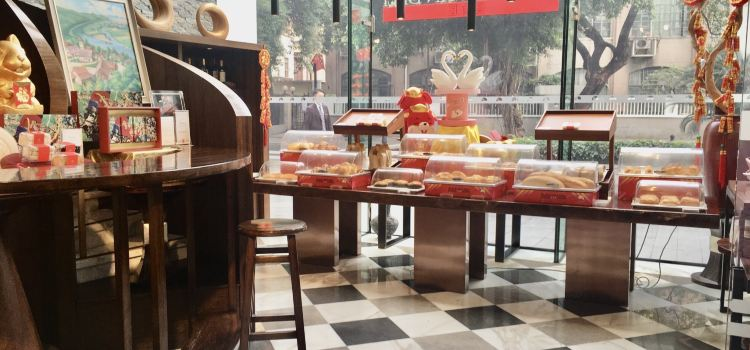 白天鵝賓館·美食屋1