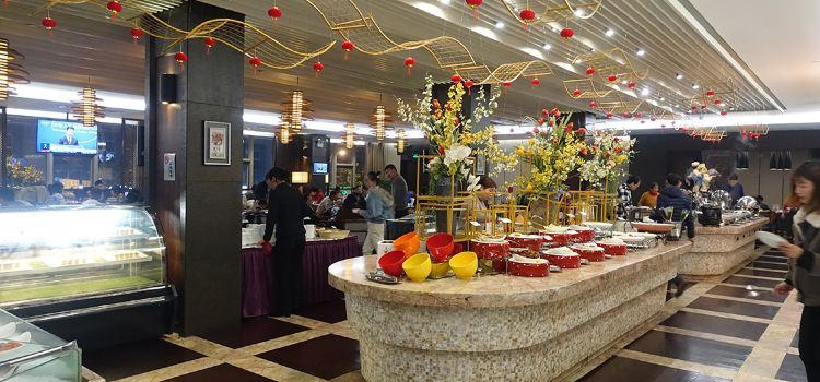 辰茂河姆渡酒店西餐廳1