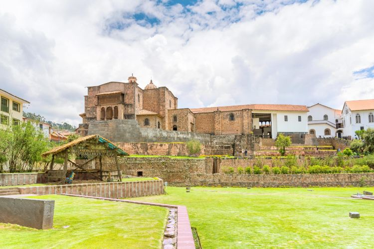 Temple of the Sun (Coricancha)