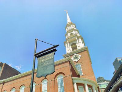 公園街教堂