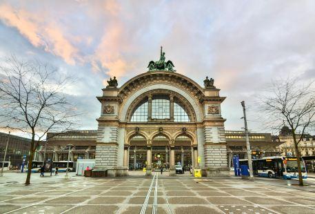 盧塞恩火車站