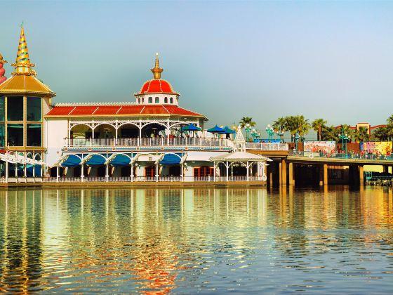 迪士尼加州冒險樂園