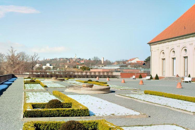 Prague Castle Riding Schoo