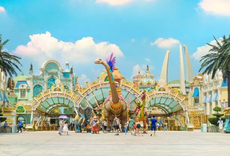 Universal Dinosaur City