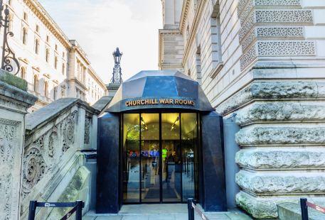 邱吉爾戰時客房及博物館