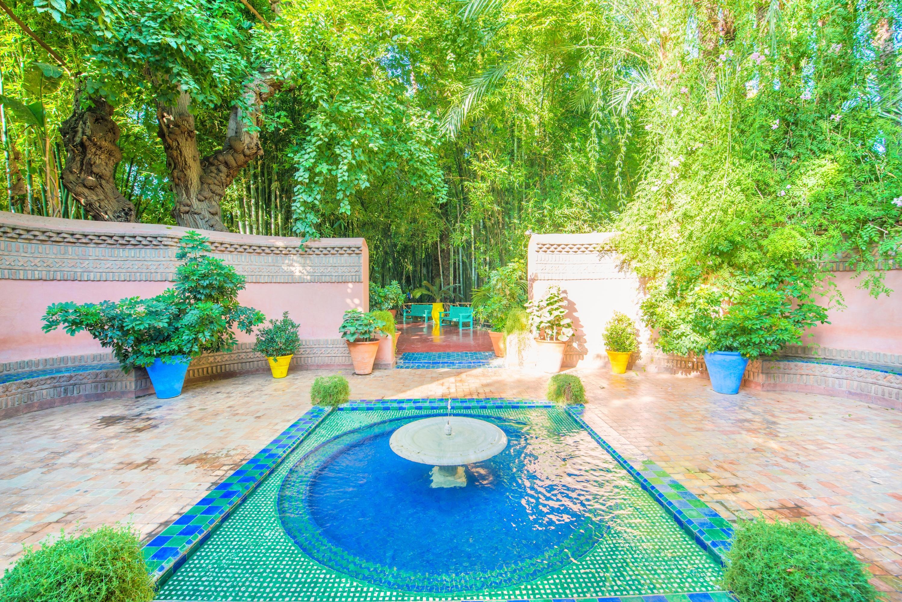 マジョレル庭園