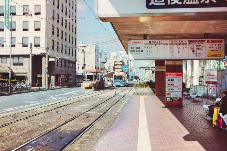 Matsuyama Station1