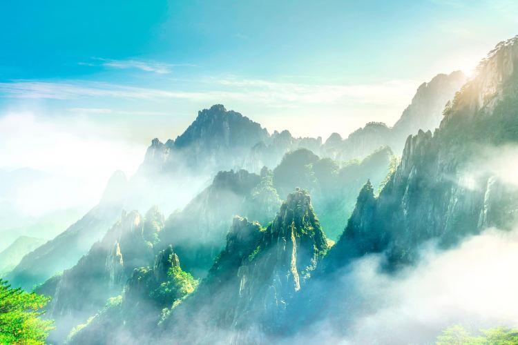黃山風景區1