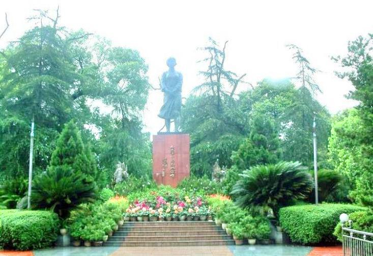 Comrade Xiang Jingyu Memorial Hall