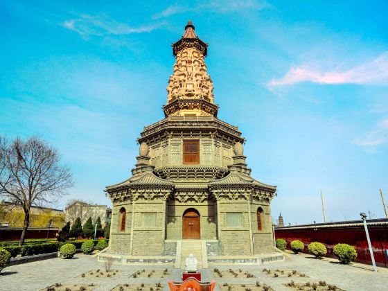 Hua Pagoda of Guanghui Temple