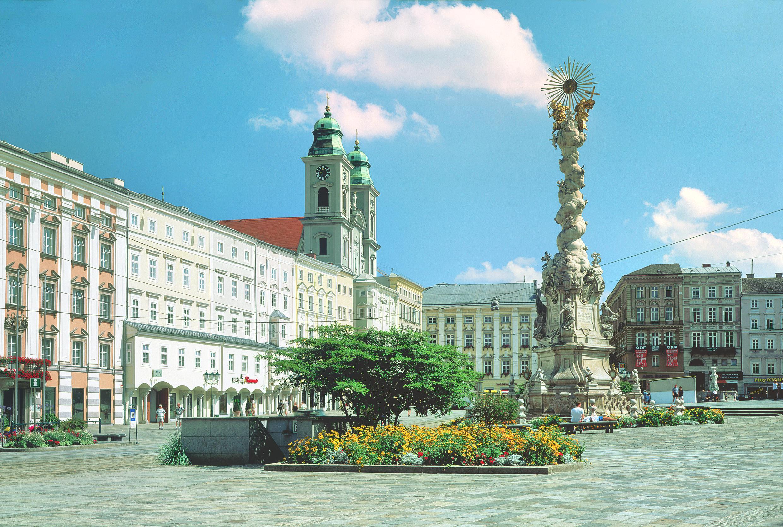 林茨中央廣場