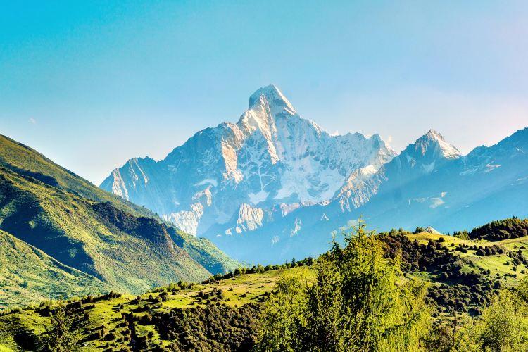Mount Siguniang (Skubla)1