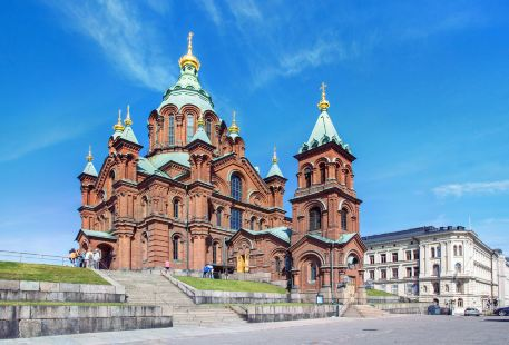 Orthodox Uspensky Cathedral