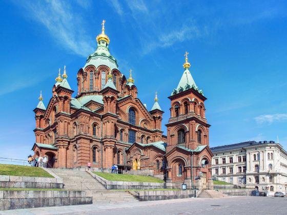 Orthodox Uspensky Cathedral