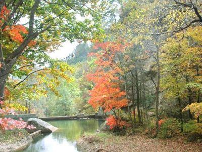 天華山景觀區