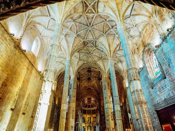 Jeronimos Cathedral