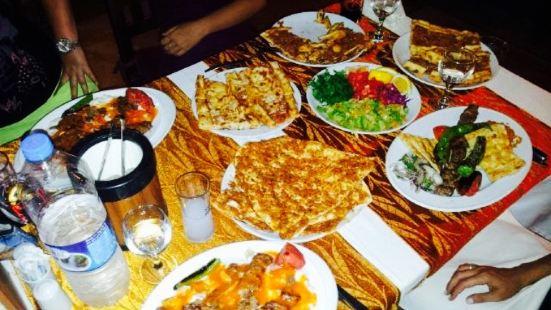 Saray Zetas Restaurant