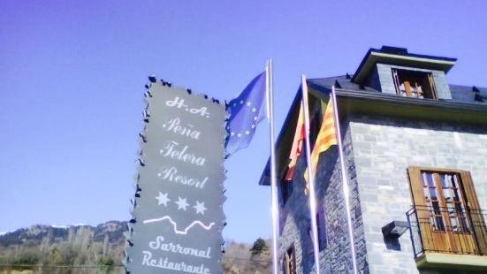 Restaurante Sarronal