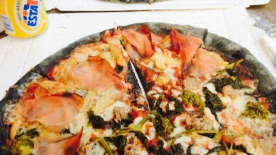 La pizza BIO di Elena
