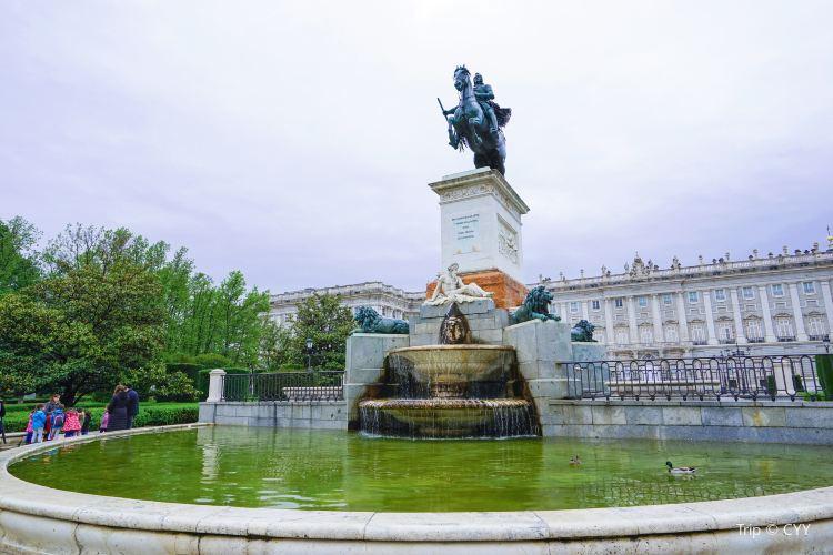 Plaza de Oriente3