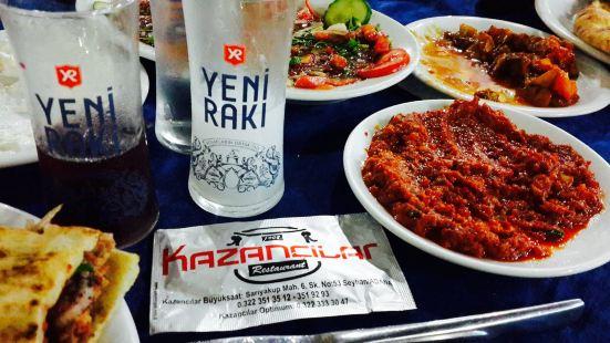 Tarihi Adana Kazancilar Kebapcisi