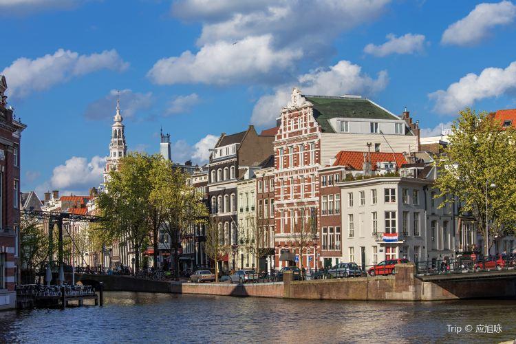 アムステルダム運河2