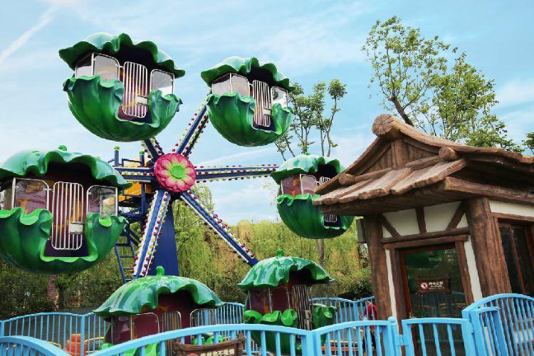 Fantawild Dreamworld Kingdom, Zhuzhou3
