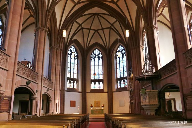 三皇教堂1