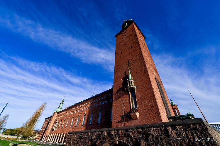 Stockholm City Hall2