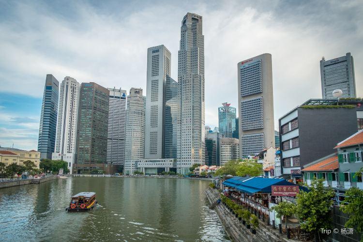 シンガポール川2