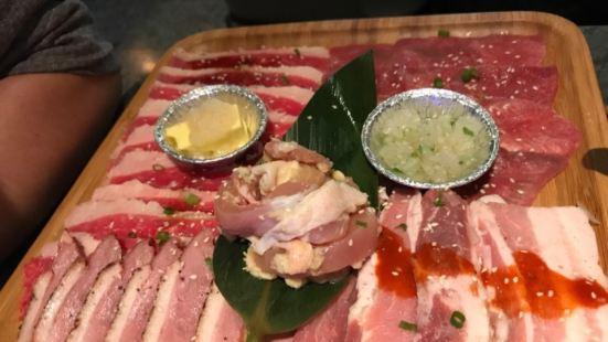 牛局炭火燒肉(吾悅廣場店)