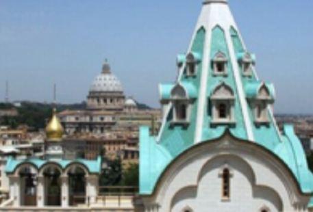 Chiesa Russa Ortodossia