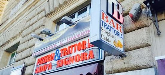 Trattoria Pizzeria Add'a Signora