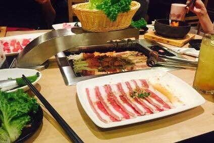 新石器烤肉(圓融金鷹店)