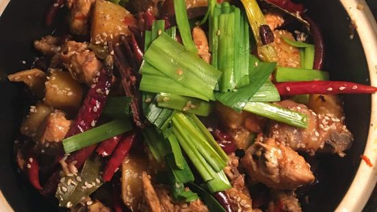 湘雅楊記蒸菜