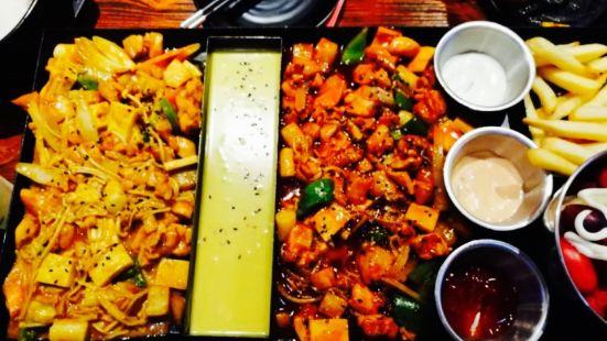 韓式雞肉料理