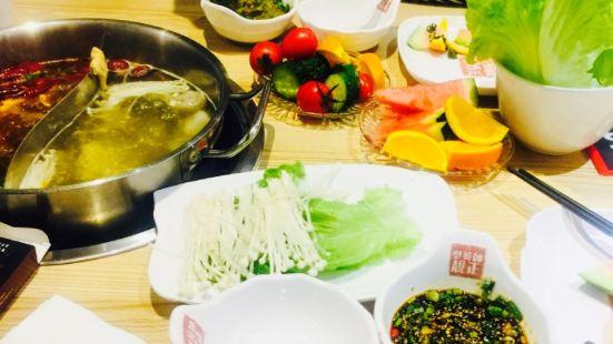 海銀海記潮汕牛肉火鍋(銀泰城店)