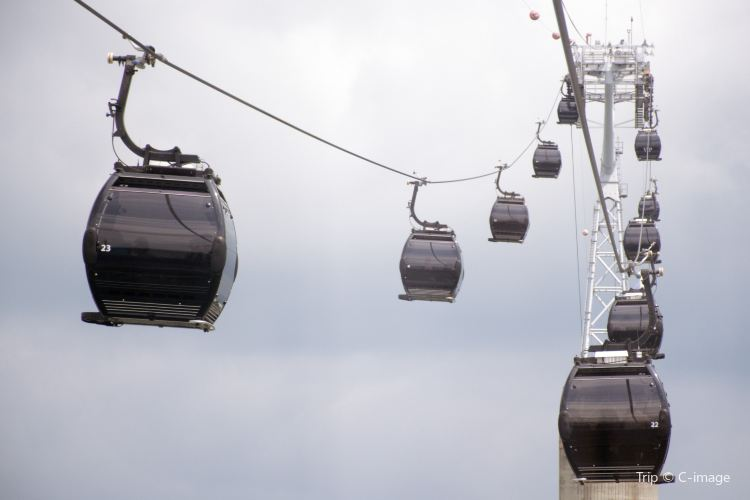 Mount Faber Cable Car3