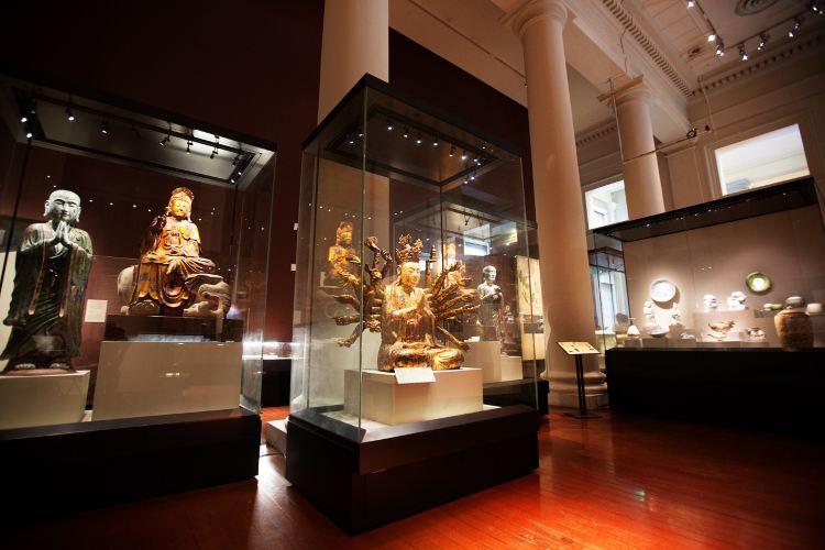 アジア文明博物館3