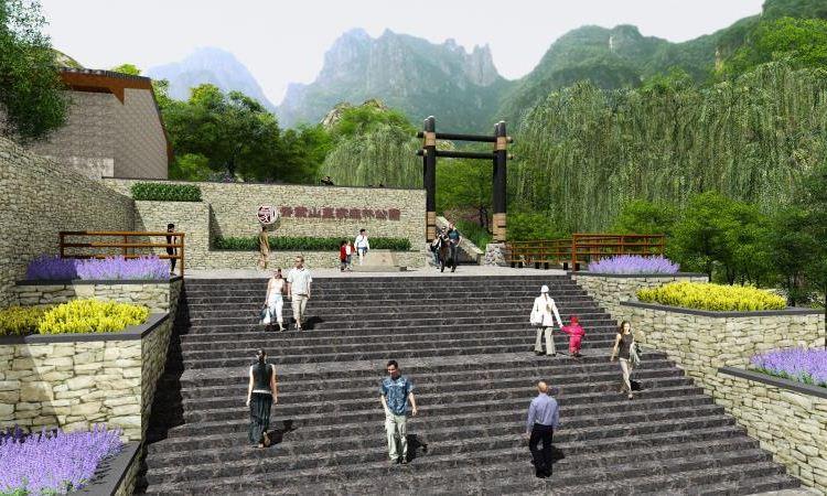 Yunmengshan Royal Forest Park4