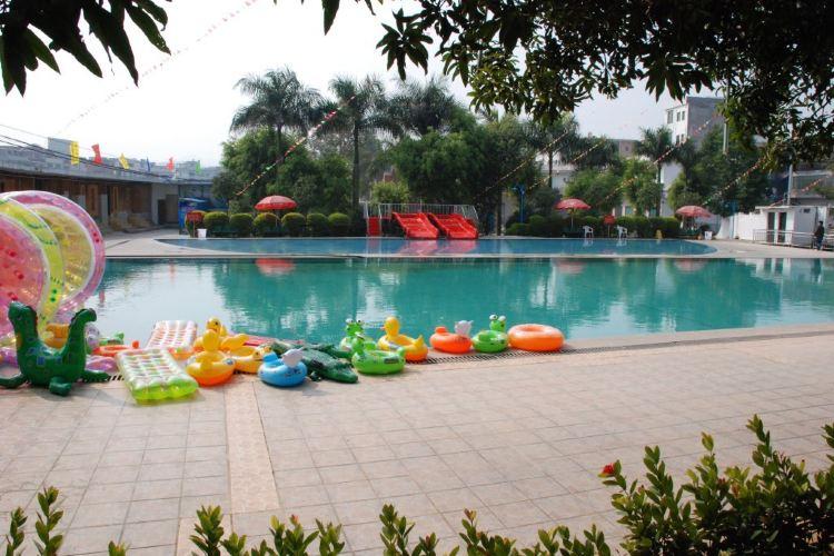 Jinri Hotspring Holiday Resort1