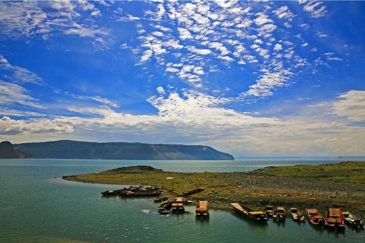 Longyangxia Ecological Tourist Resort3