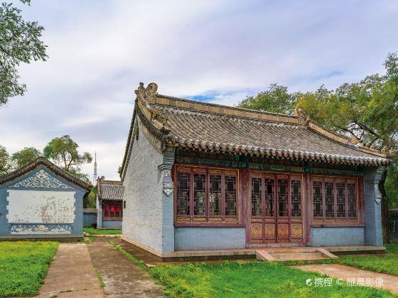 Temple of Martial Shoushan