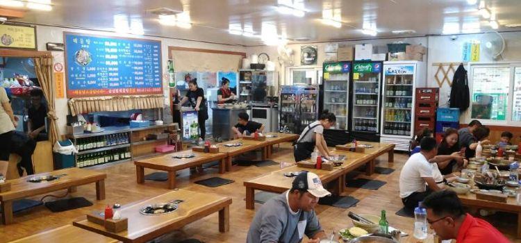 Sanxing acupoint seafood pot1