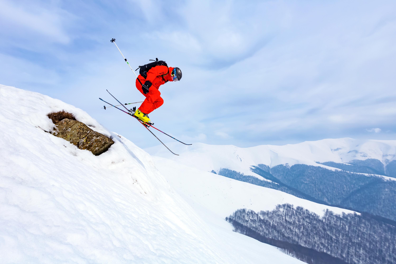 The Duolemeidi Ski Park in Zhangjiakou