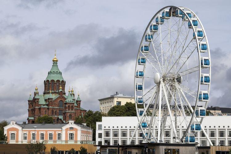 SkyWheel Helsinki4