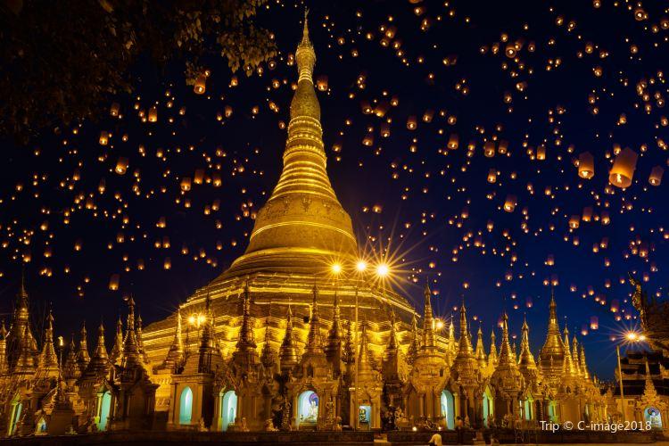 Shwedagon Pagoda2