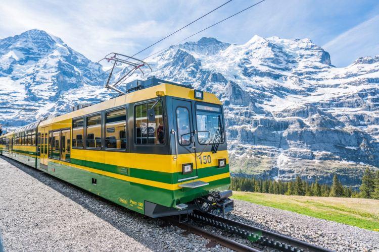 Jungfraujoch: Top of Europe3
