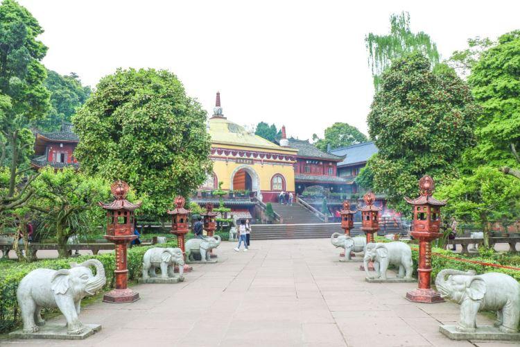 Wannian Temple4